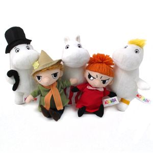 Moomin Characters Soft Toy