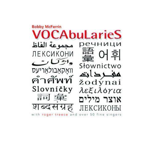 VOCAbuLarieS EmArcy