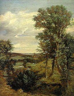 Deadham Vale - John Constable