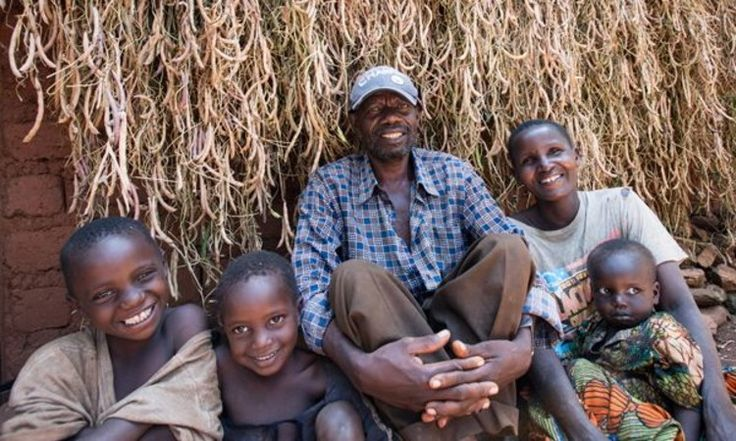 """""""The world cannot do without the family farmer!"""" Please share if you agree and happy #WorldFoodDay."""