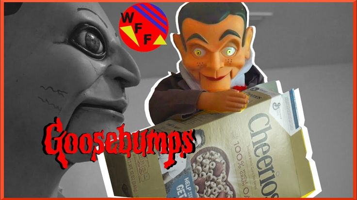 Goosebumps Slappy The Dummy Comes to Life! Night of the Living Dummy (Pa...