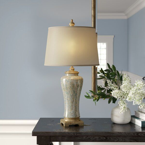 Cheney Classic Ginger Jar 35 Table Lamp Reviews Birch Lane In 2020 Table Lamp Traditional Table Lamps Lamp