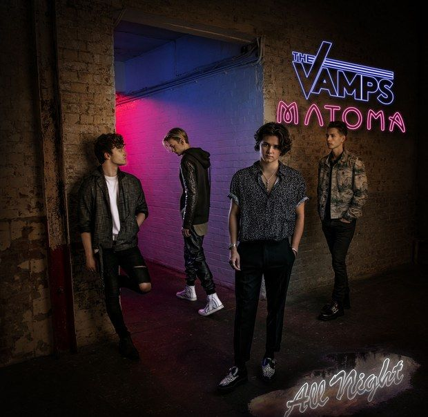 | THE VAMPS RELEASE NEW VIDEO FOR THEIR SINGLE ALL NIGHT (WATCH) | http://www.boybands.co.uk