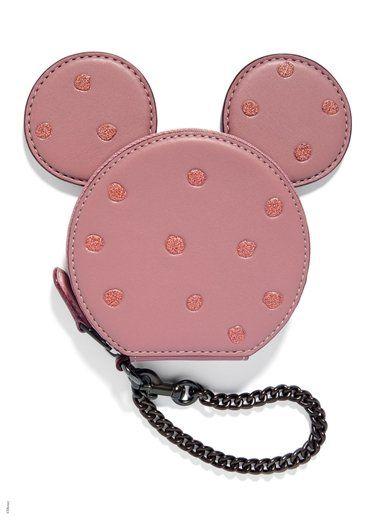 Coleção Coach Minnie Mouse- linda demais! | Disney de Novo