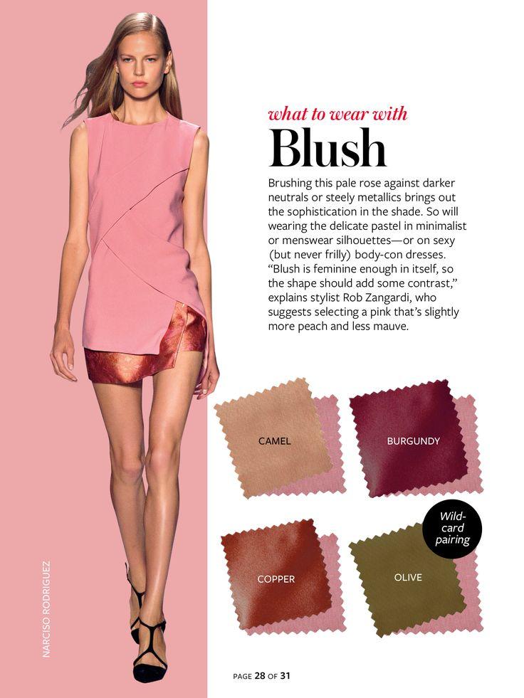 InStyle Color Crash Course-Blush