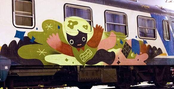 train train-italy gue