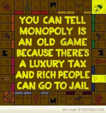 Monopoly is an old game.   http://ift.tt/2d54gic via /r/funny http://ift.tt/2dqdJfn  funny pictures