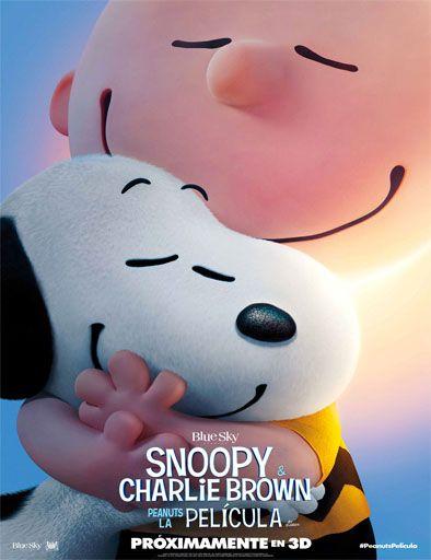 Poster de Snoopy y Charlie Brown: Peanuts, La Película