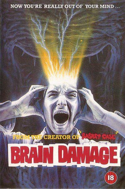 """""""ПОВРЕЖДЕНИЕ МОЗГА/BRAIN DAMAGE"""" (1988)"""