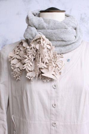 Mina Perhonen - Forest Parade scarf