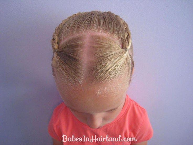 Kleine Baby-Frisur   Baby Girl Party Frisuren   Frisuren für 7-jährige Mädchen 20191019