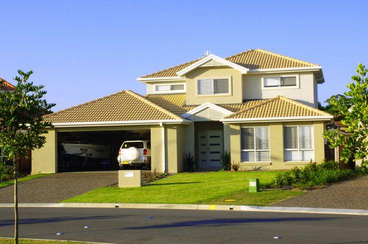Best Colour Desert Dune House Styles Roofing Concrete Roof Tiles 400 x 300