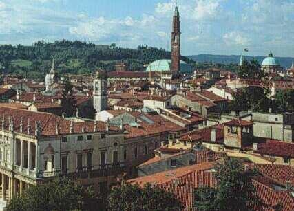 Vicenza, Veneto. Paternal ancestral home.