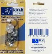 Buy your Metal Collar & Button Extenders Online at Bargain Box today, for Australia wide delivery
