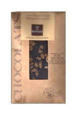 Bovetti 25g. Ciocolata neagra cu pepite de cacao
