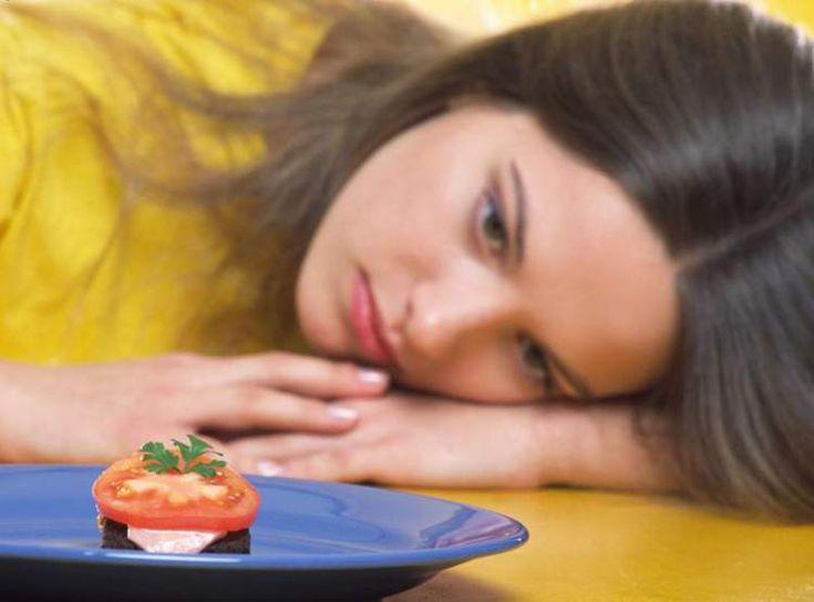 menina com transtorno alimentar