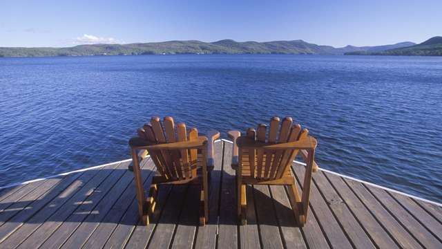 Is there anything better than a lakeside town in summer? New Yorkers have been flocking to Lake George for over a century, and it's easy...