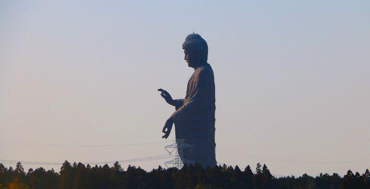 Ushiku Daibutsu: la estatua más alta de Buda en Japón