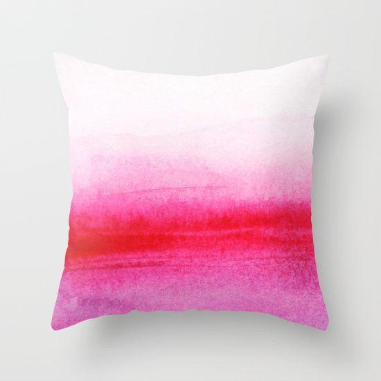 Beautiful Horizon Throw Pillow