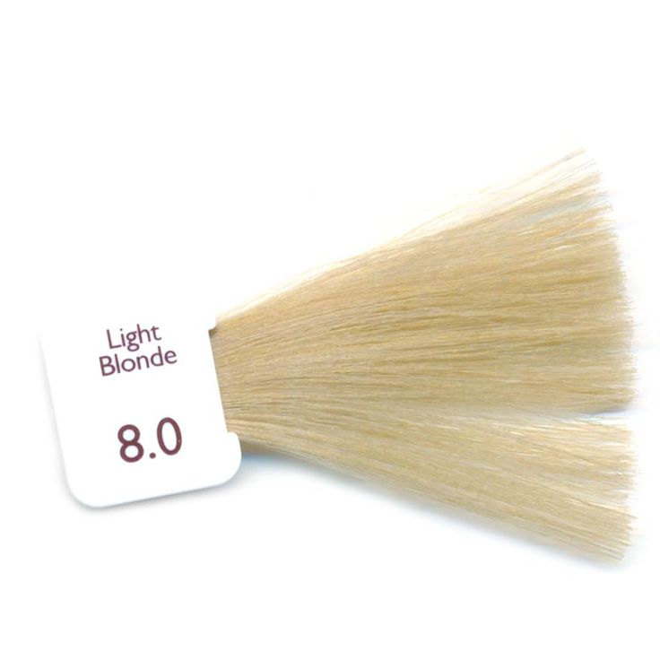 Natulique 8.0 Light blonde #NATULIQUE #coloration #cheveux #haircolour #hair #organic #beauty #natural #substainable
