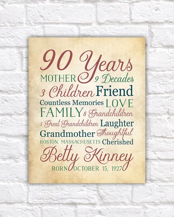 25 Best Birthday Gifts Images On Pinterest Anniversary