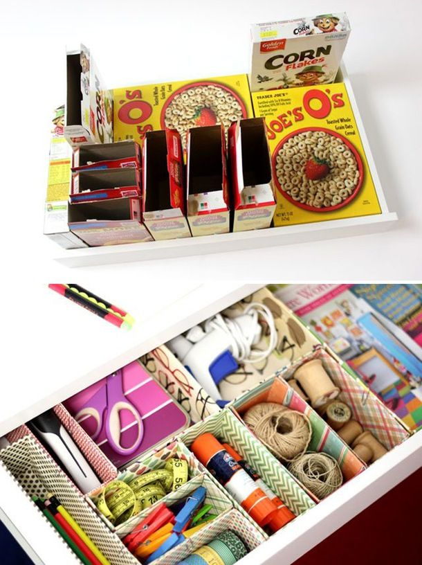 Ridiculously easy and cheap ways to finally get your Cheap and easy organizing ideas