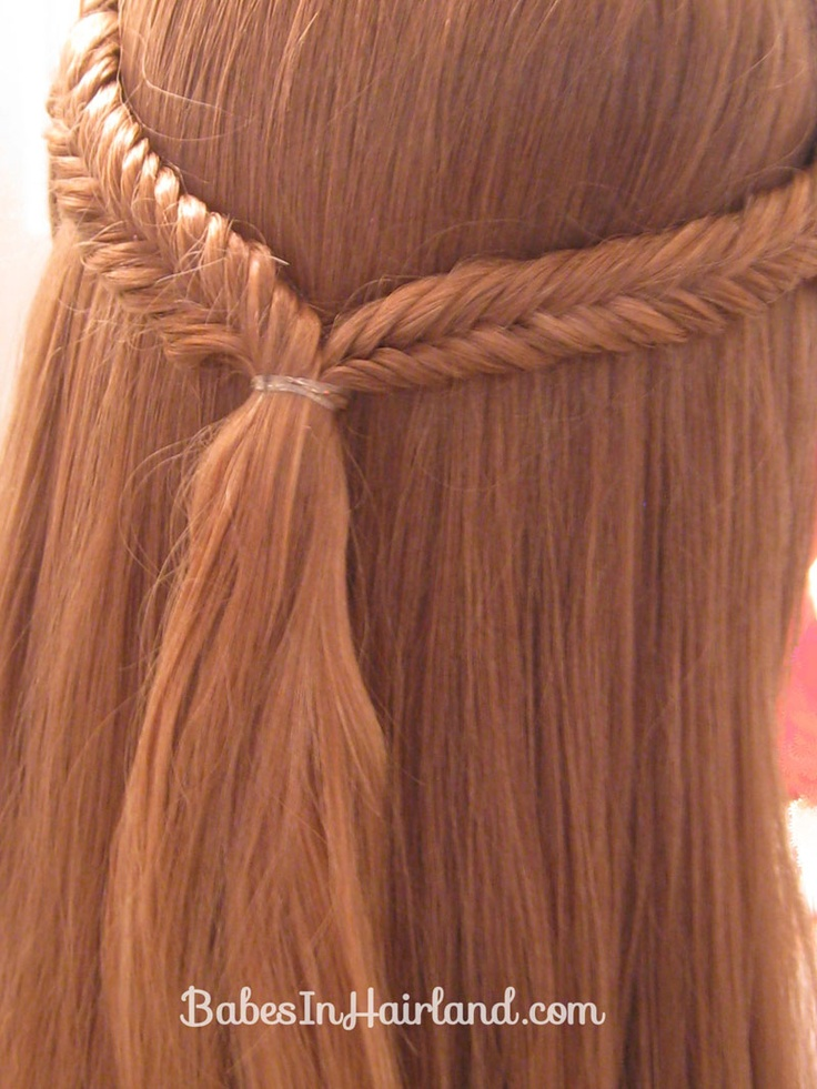 fishbone braid instructions - photo #31