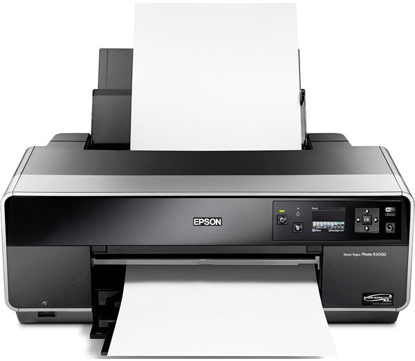 A printer is an output device that produces text and graphics on paper