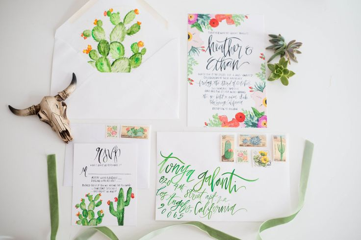 19 Wedding Invitations That Are Artistic Masterpieces