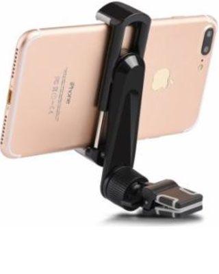 Szellőzőre csíptethető univerzális telefon vagy GPS tartó autóba. A kinyújtó kar...-Akciós ár:1990 Ft