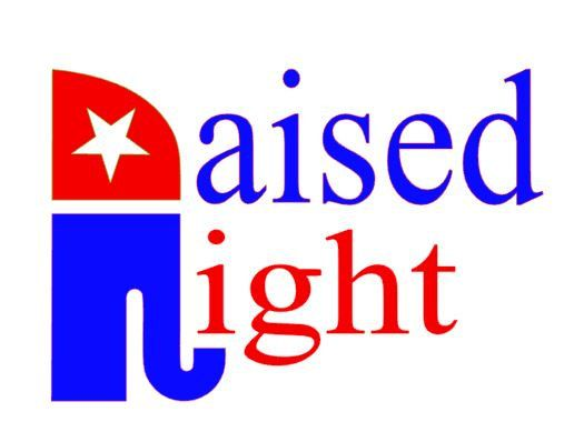 Raised Right Republican Decal Election 2016 Elephant Decal Bumper Sticker Tag Presidential Election 2016 Political Party Republican GOP by TGNCreations on Etsy