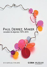 Paul Derrez, Maker