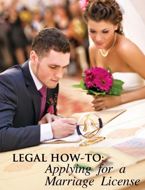 Getting married soon? Learn how to apply for a #marriage license