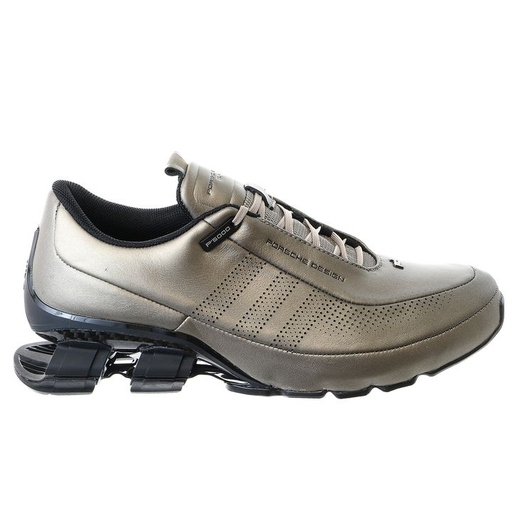 8e7cf0aac ... adidas Porsche Design M Bounce S4 Leather II Fashion Running Sneaker  Shoe - Mens .