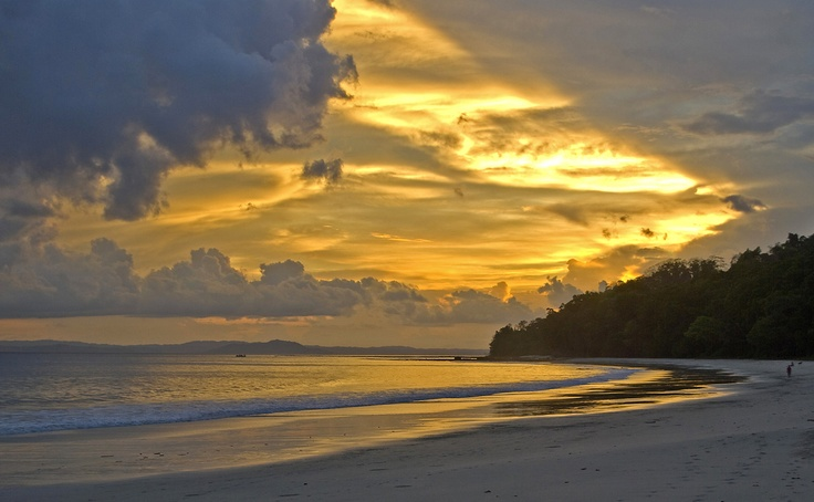 The main attraction of the Radhanagar Beach in Andaman Islands is its calm and clean surrounding, with its exotic environment it will you a relieve you of all your worldly worries. In 2004, Radhanagar Beach on was called 'Asia's best beach' by Time magazine.  (Pic by flickr user Himalayan Trails)  For great holiday and honeymoon packages to Andaman, visit http://www.tripcrafters.com/travel/india/andaman