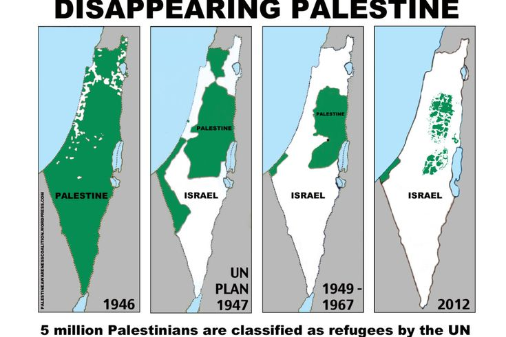 On the 68th anniversary of the Nakba (Catastrophe), when the Zionist State of Israel was created on Palestinian land, it is worth reflecting on the propaganda that the world has been fed ever since. A...