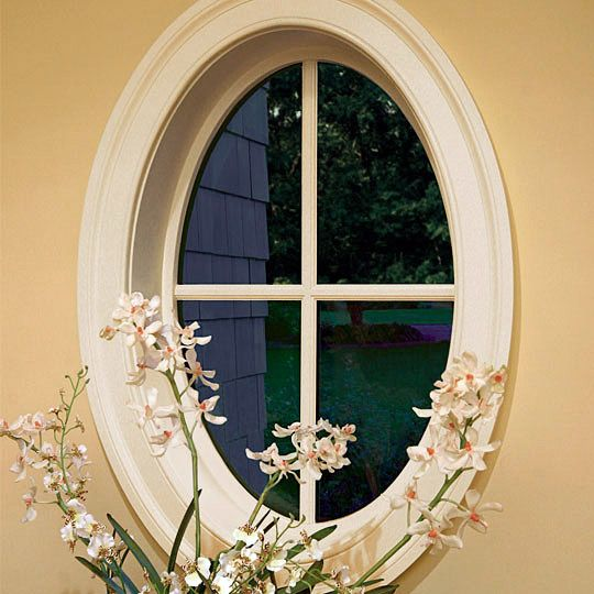 17 best images about specialty window shapes on pinterest for Round top window