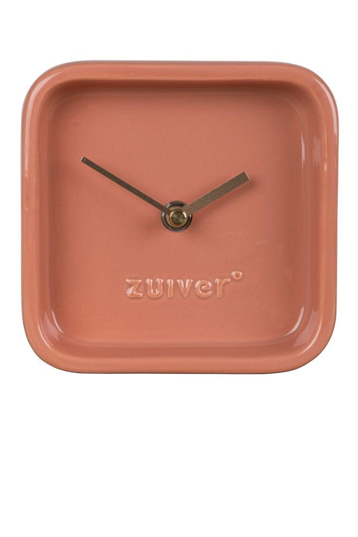 Cute clock - Pink #Clock#Orloge#Uhr#klok