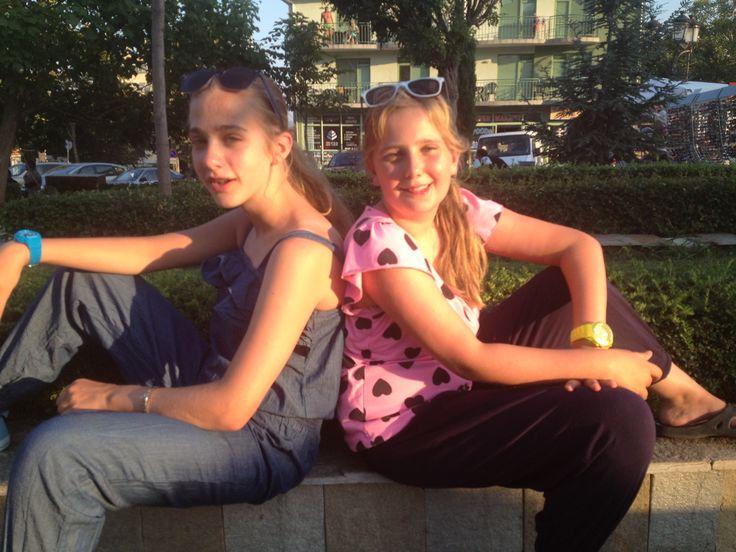 I love these girls soooo much. All mine - well 50% share.