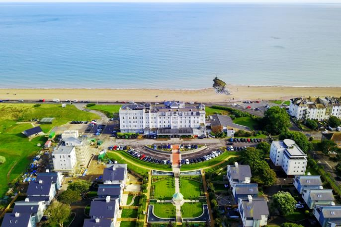 Pin By Hythe Imperial Hotel On Stay Seaside Wedding Imperial Hotel Seaside