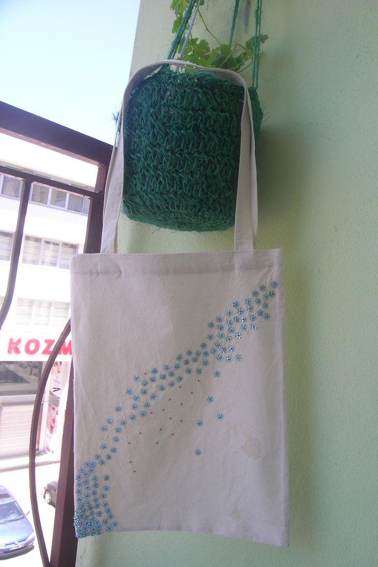 */*100% eco-friendly cotton bags original design */* Hippie  - Bohemian style