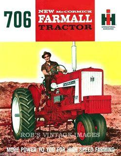 Advertising - Farm Girl Pink....: ~ International Harvesters - Not just tractors!