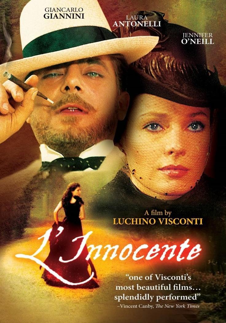 L'innocente di Luchino Visconti con Laura Antonelli e Giancarlo Giannini