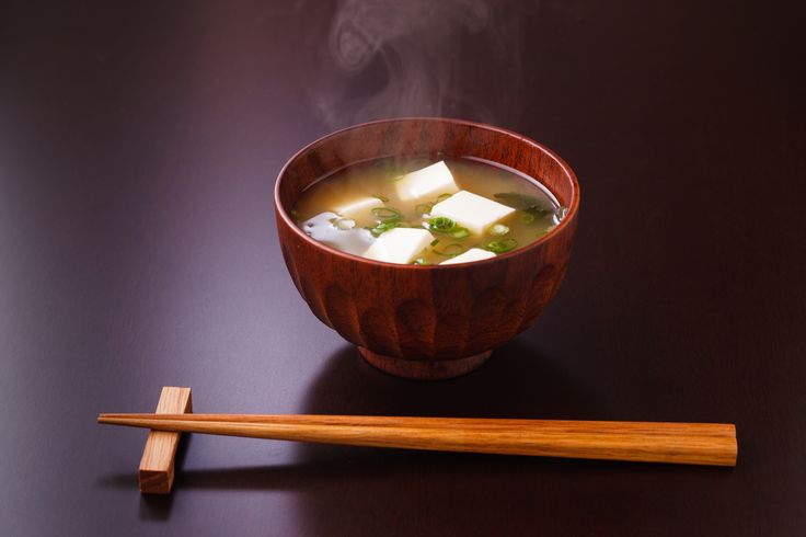Kicked Up Hipster Miso Soup