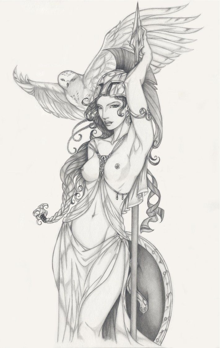 greek goddess tattoo - Google Search
