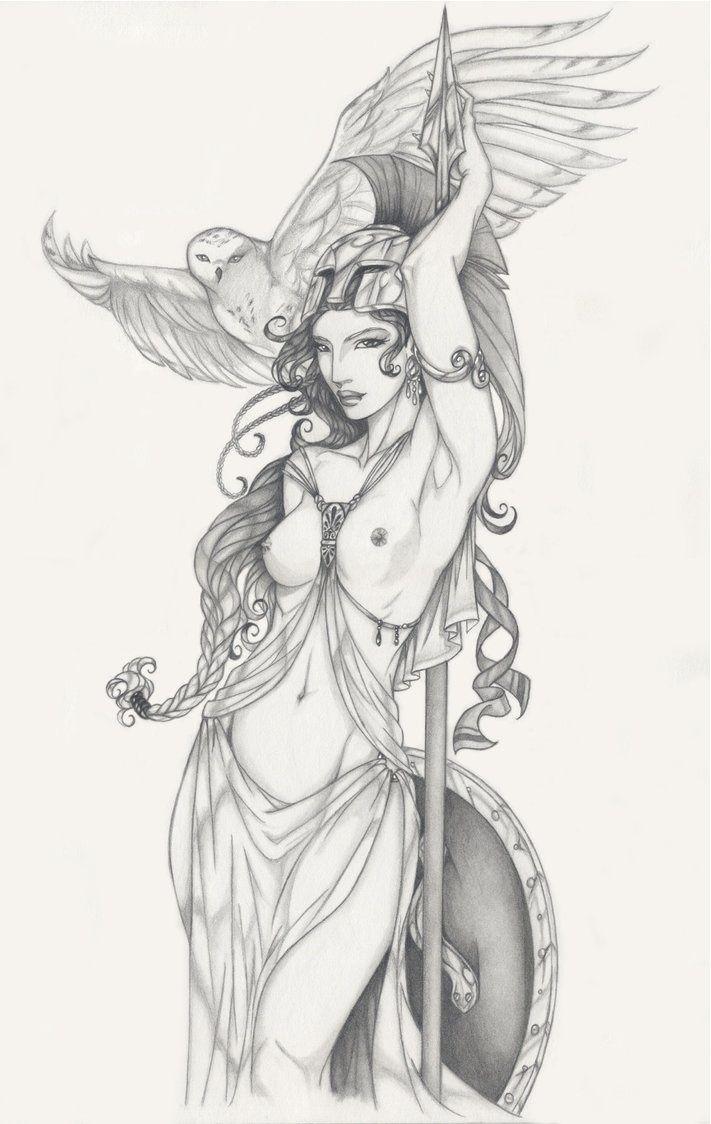greek goddess tattoo - Google Search