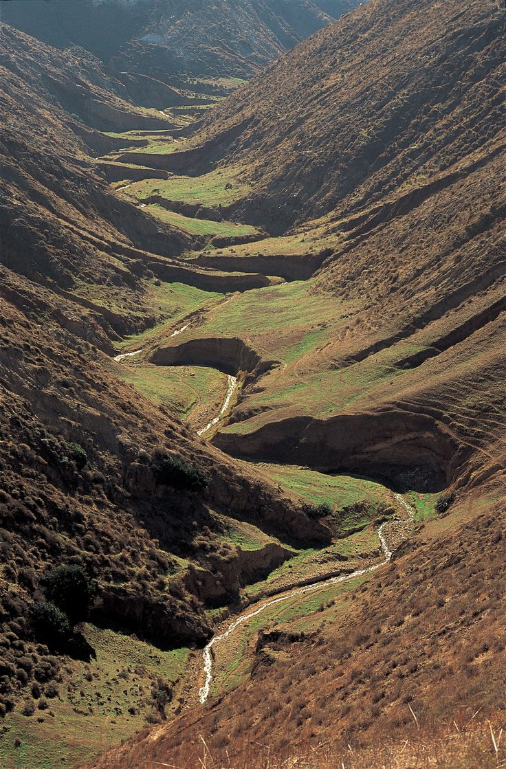 Acapulco Canyon, Santa Rosa Island, Channel Islands National Park, California