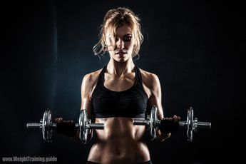 Weight training programs for women