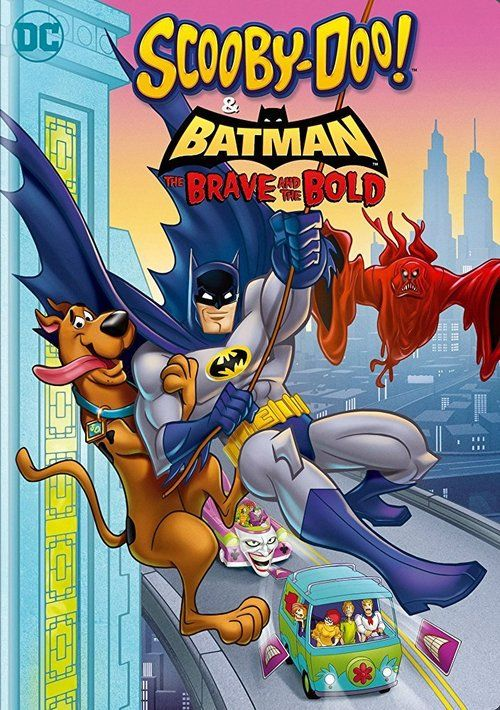Watch Scooby-Doo! & Batman: The Brave and the Bold (2018) Full Movie Online Free
