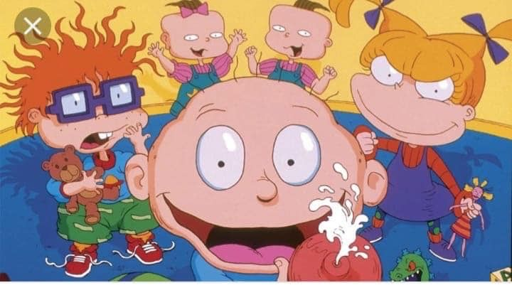 Pin by Audreanna Prescott on 90s   Rugrats characters ...